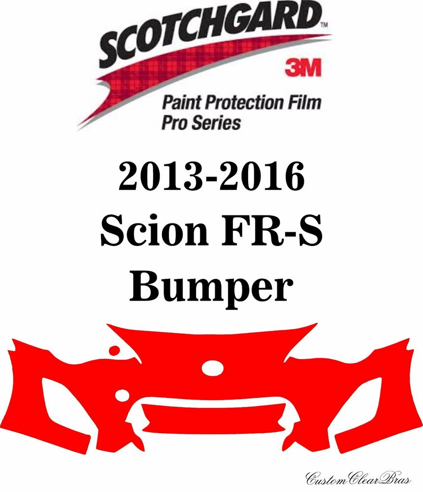 3m scotchgard paint protection film pro series 2013 2014