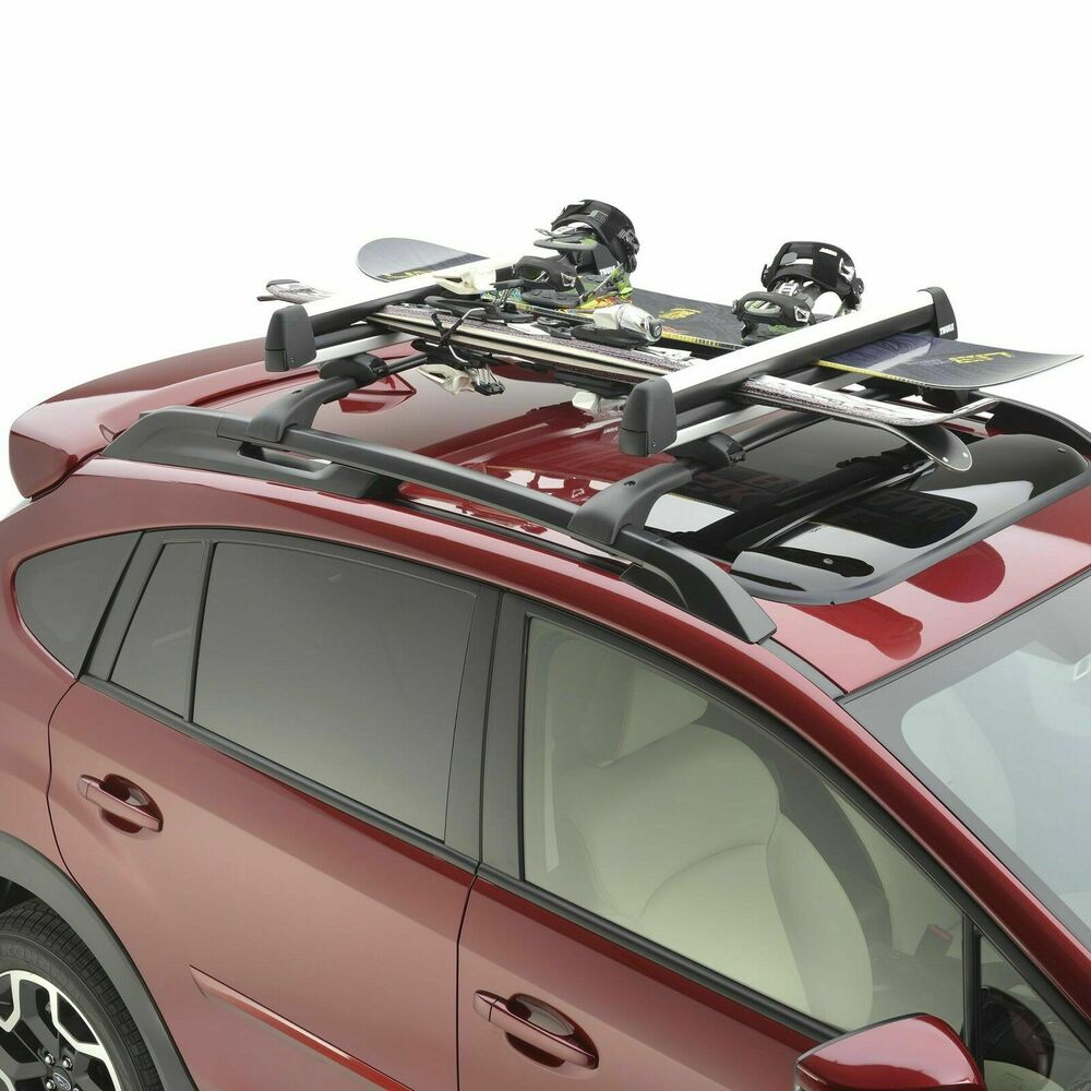 2010 2016 subaru ski snowboard rack kit wrx sti. Black Bedroom Furniture Sets. Home Design Ideas