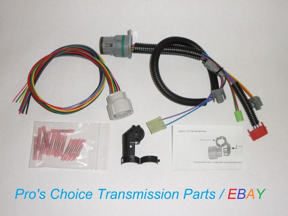 1996 3 8 transmission wiring harness 4l80 transmission wiring harness