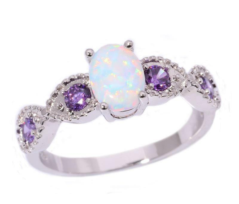 amethyst rings - photo #44