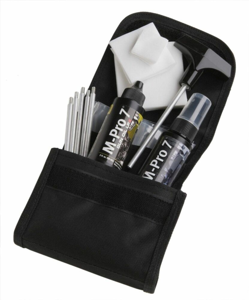 hoppe s m pro 7 tactical travel cleaning kit new ebay