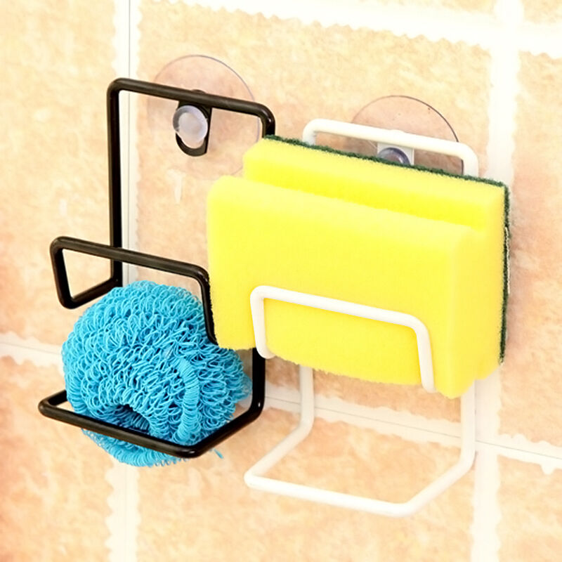 Corner Kitchen Sink Organizers: Tidy Organizer Rack Kitchen Tool Bathroom Sink Caddy