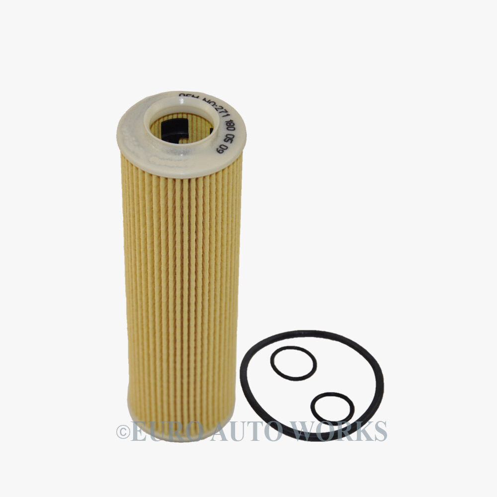 Mercedes benz engine oil filter premium 271 0509 ebay for Mercedes benz oil