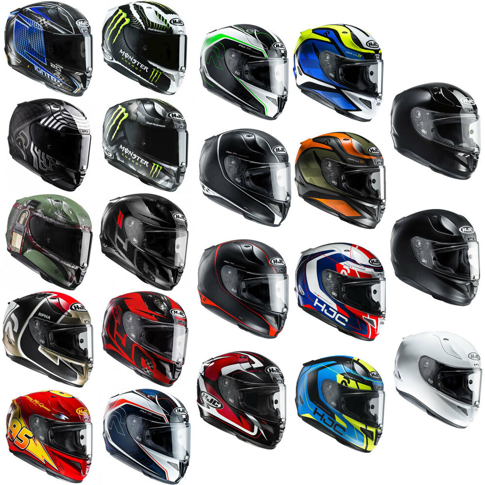 8a2a800f1c608 Details about HJC RPHA 11 Moto Motorcycle Motorbike Full Face Helmet