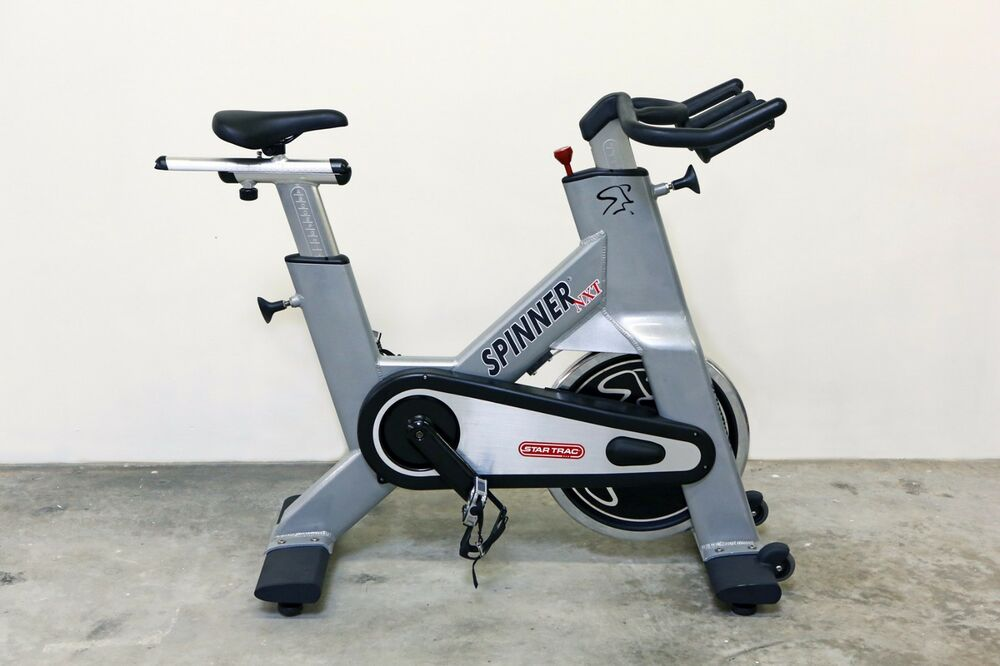 Star Trac Spinner Nxt Indoor Group Cycle Bike Factory