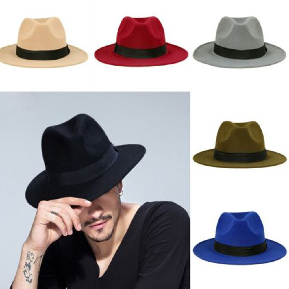 Bowler Hat Mens Fashion