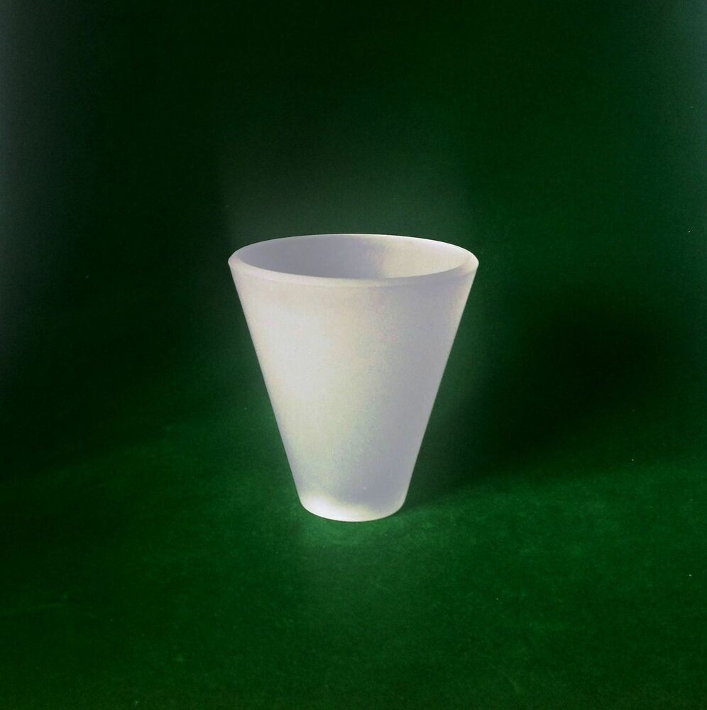 Conical Frosted Glass Lampshade Fits B Amp Q Quot Reya Quot Lighting