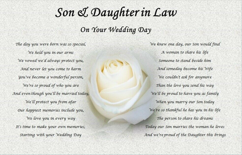 A Mother S Letter To Her Son On His Wedding Day
