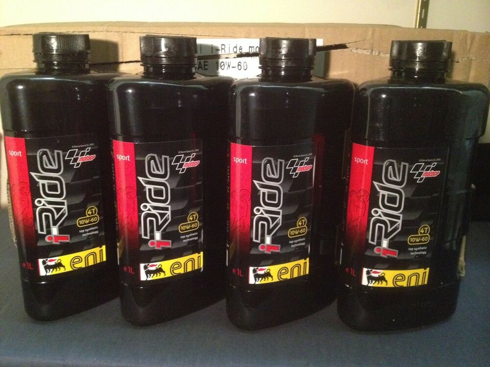 Agip W Motorcycle Oil