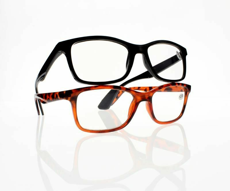 new designer cat oversize reading glasses