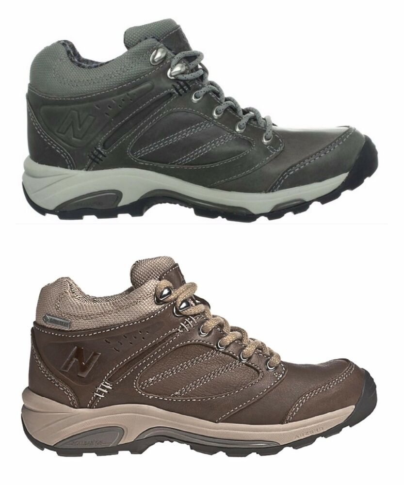 Womens Brown Country Walking Shoes