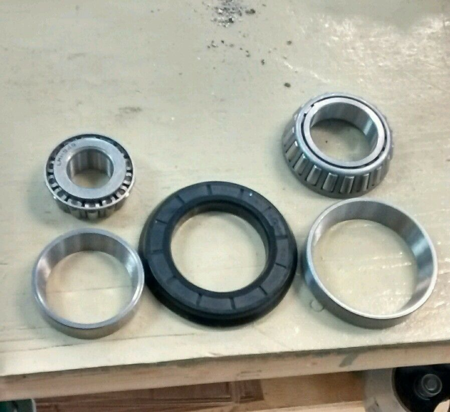 Ford Tractor Front Wheel : Fw ws ford tractor front wheel bearing kit quot free shipping