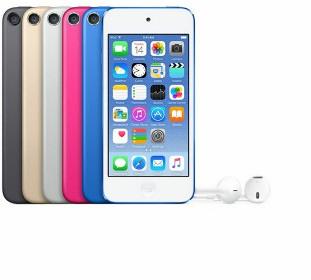 Brand New Sealed Apple iPod Touch 64GB Latest 6th ...