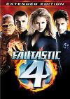 Fantastic Four (DVD, 2007, 2-Disc Set, Extended Edition)