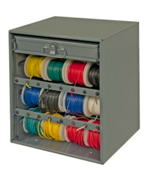nut and bolt storage cabinets 16 7 16 quot height durham 297 95 industrial storage wire 23805
