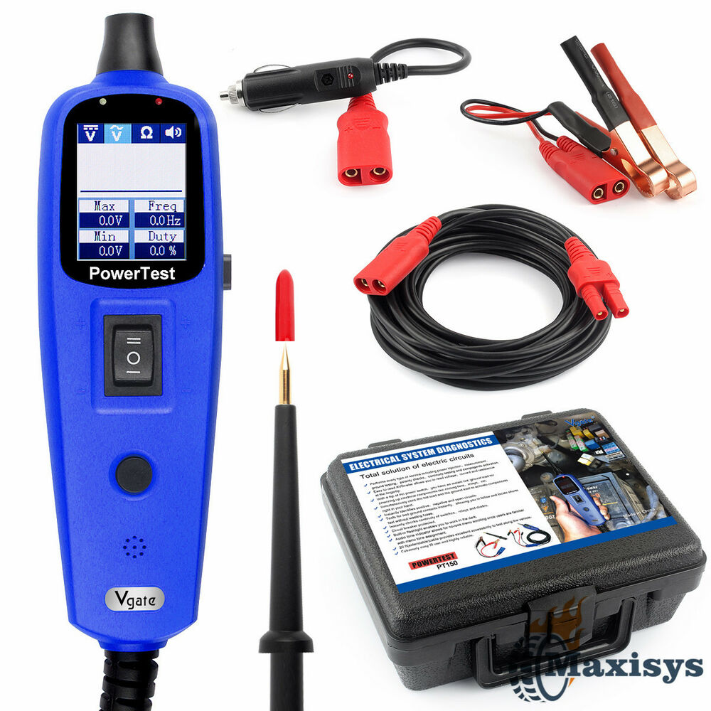 Power Tool Tester : Vgate pt power circuit tester electrical system