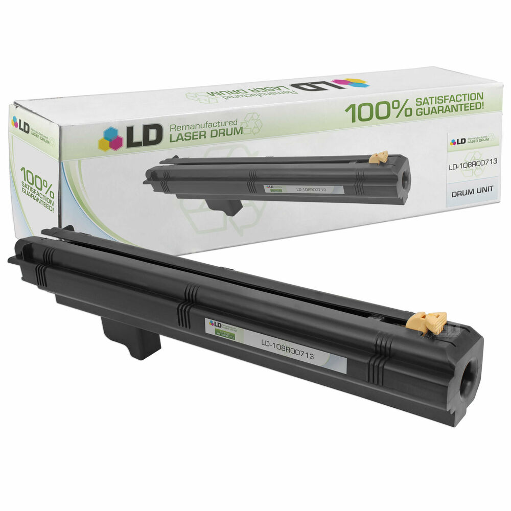 ld remanufactured xerox 108r00713 108r713 drum unit for phaser 7760 printers ebay. Black Bedroom Furniture Sets. Home Design Ideas