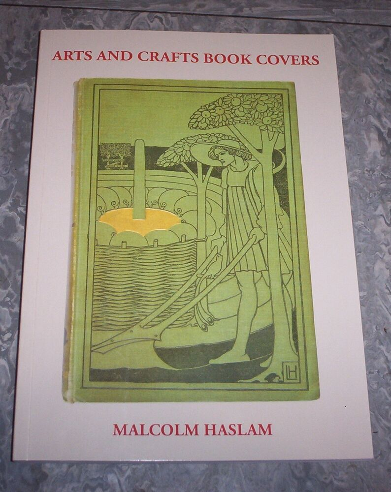 Art And Craft Book Cover : Arts and crafts book covers published may ebay