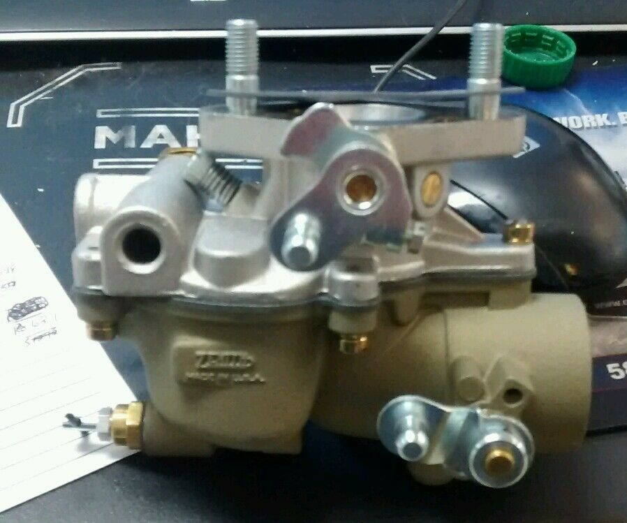 S L on Zenith Industrial Carburetor