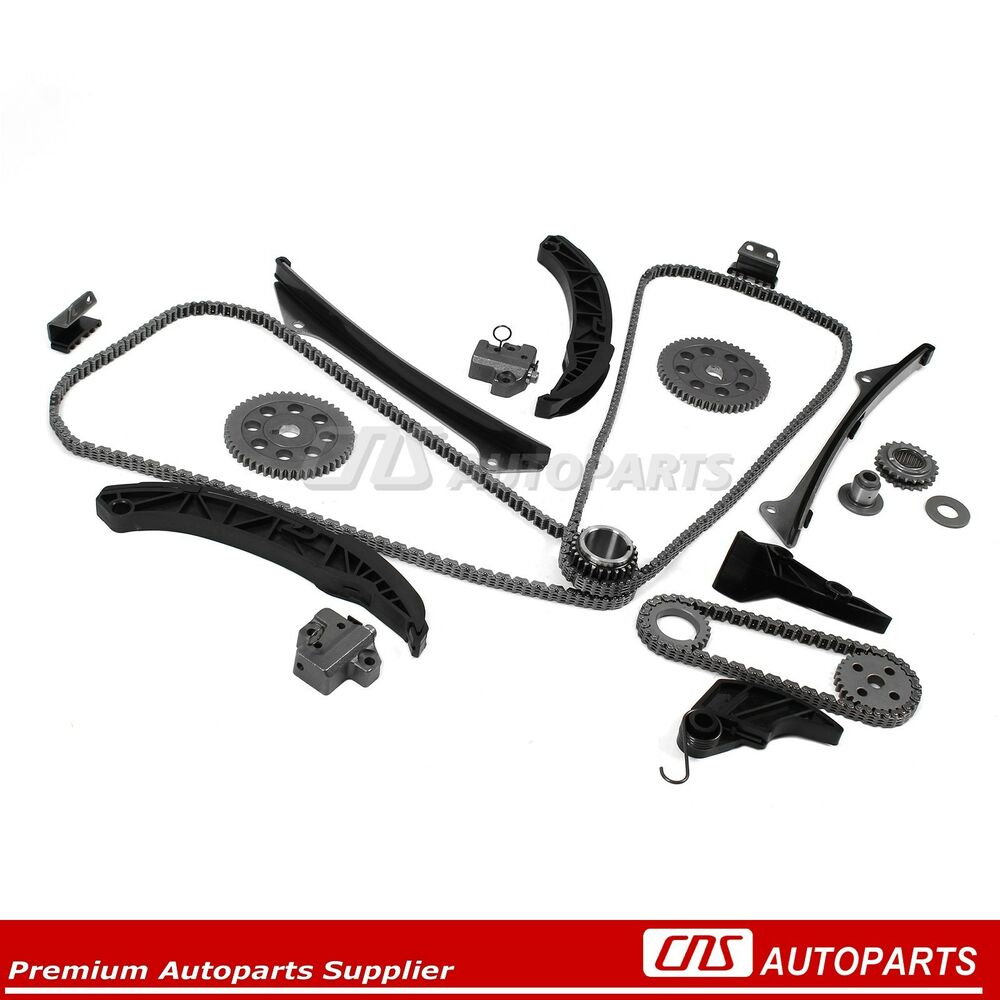 Kia Sorento: Timing Chain Cover Installation