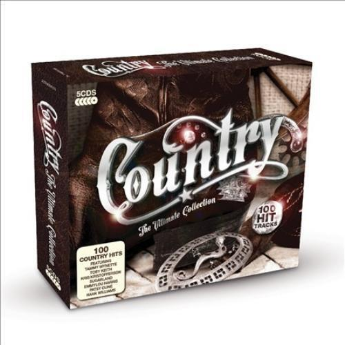 THE COUNTRY: THE ULTIMATE COLLECTION NEW