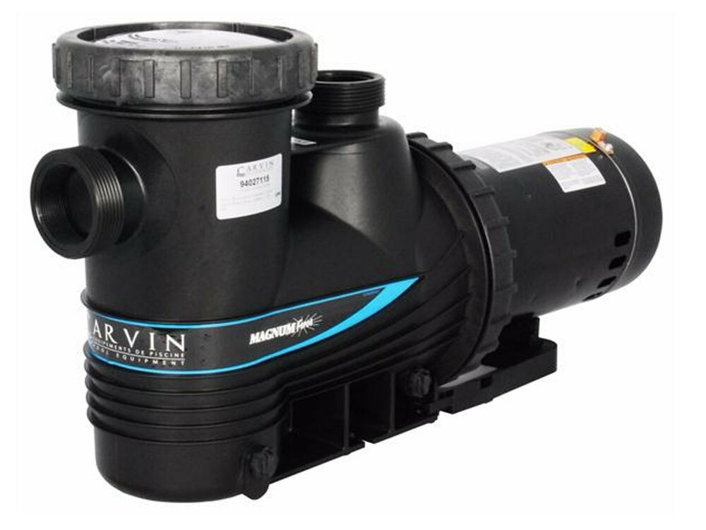 Jacuzzi magnum force 1 5 hp in ground swimming pool pump for Swimming pool motors price