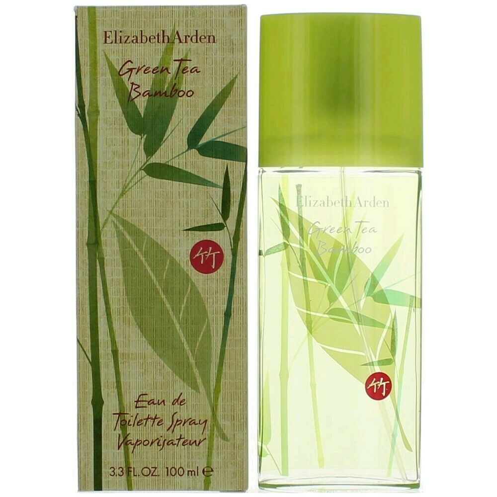 c4e539b03 Details about Green Tea Bamboo by Elizabeth Arden, 3.3 oz EDT Spray for  Women