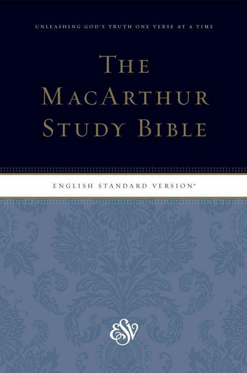The NASB, MacArthur Study Bible, Hardcover: Holy Bible ...