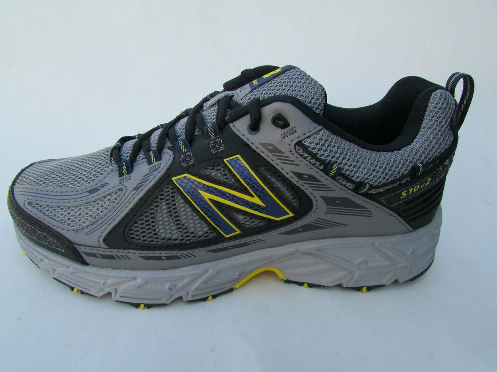 NEW BALANCE MENS MT510GY2 TRAIL RUNNING SHOES | eBay