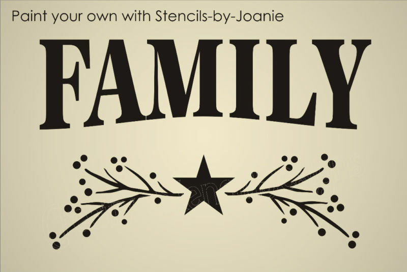 Revered image for free printable word stencils