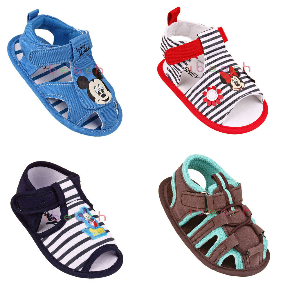 Toddler Baby Boy Girl Sandals Infant Crib Shoes Size ...