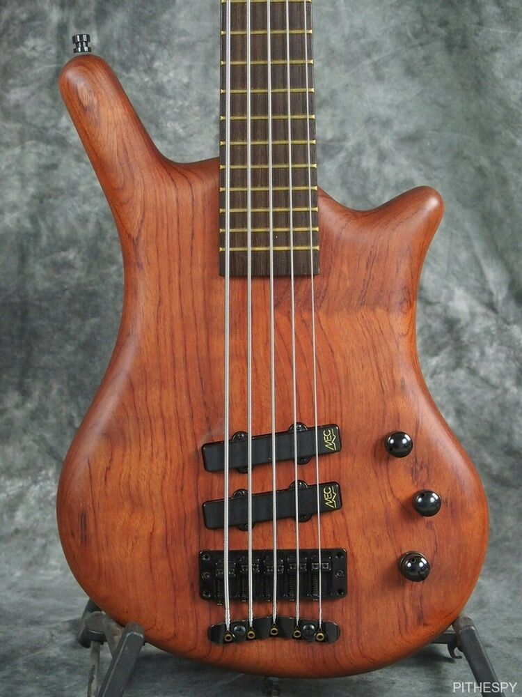 warwick thumb bolt on 5 string bo bass guitar active passive made in germany ebay. Black Bedroom Furniture Sets. Home Design Ideas