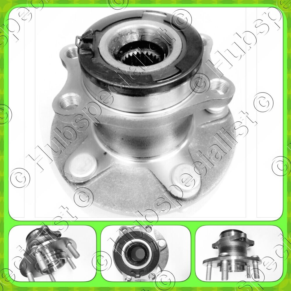 REAR HUB BEARING ASSEMBLY FOR 2008-2014 MITSUBISHI