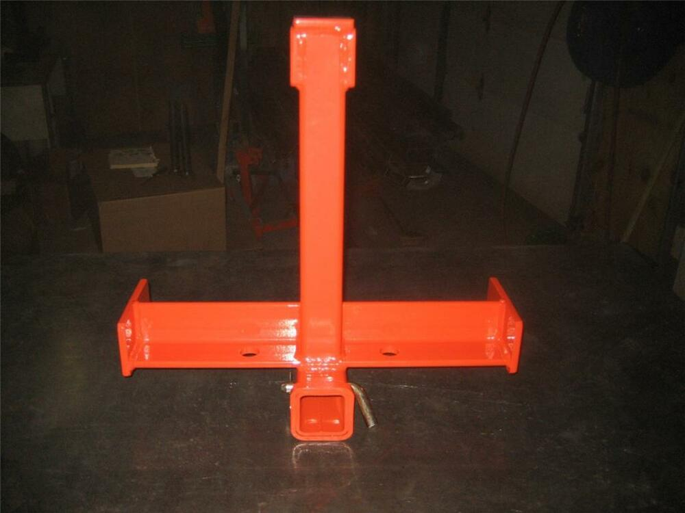 3 Point Hitch Handy : Omni point hitch kubota bx series tractor trailer