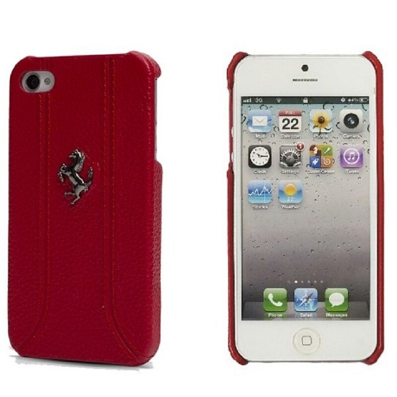 iphone bumper case leather back cover for iphone 5 5s se 11665