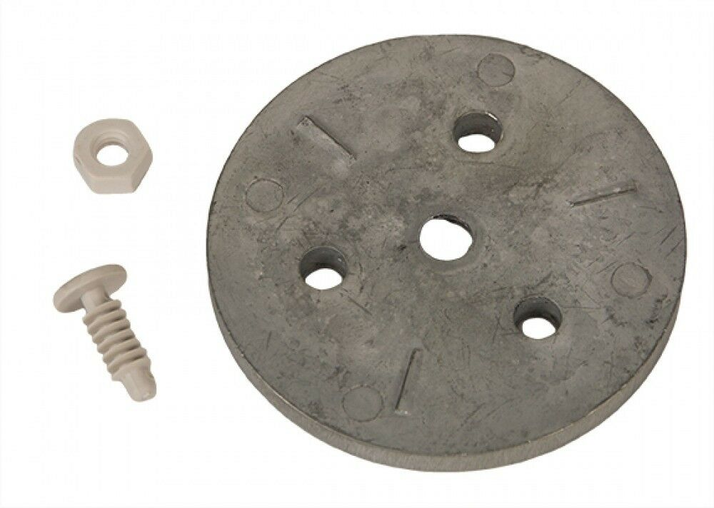 Swimming Pool Anodes : Above ground in swimming pool zinc anode for