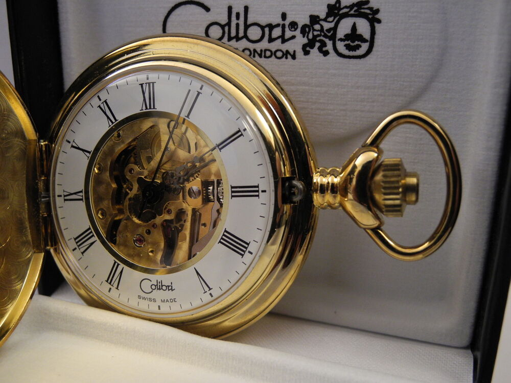 how to change a battery in a colibri pocket watch