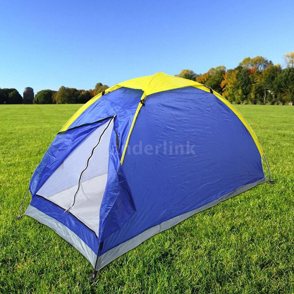 1 Person Tents : Portable outdoor camping one person tent single layer