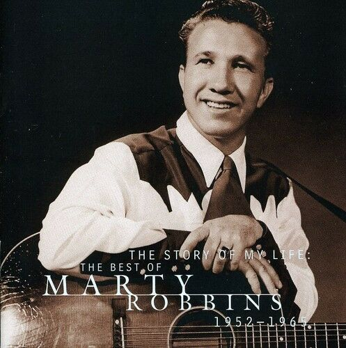 Marty robbins story of my life best of mart cd new 886974946625