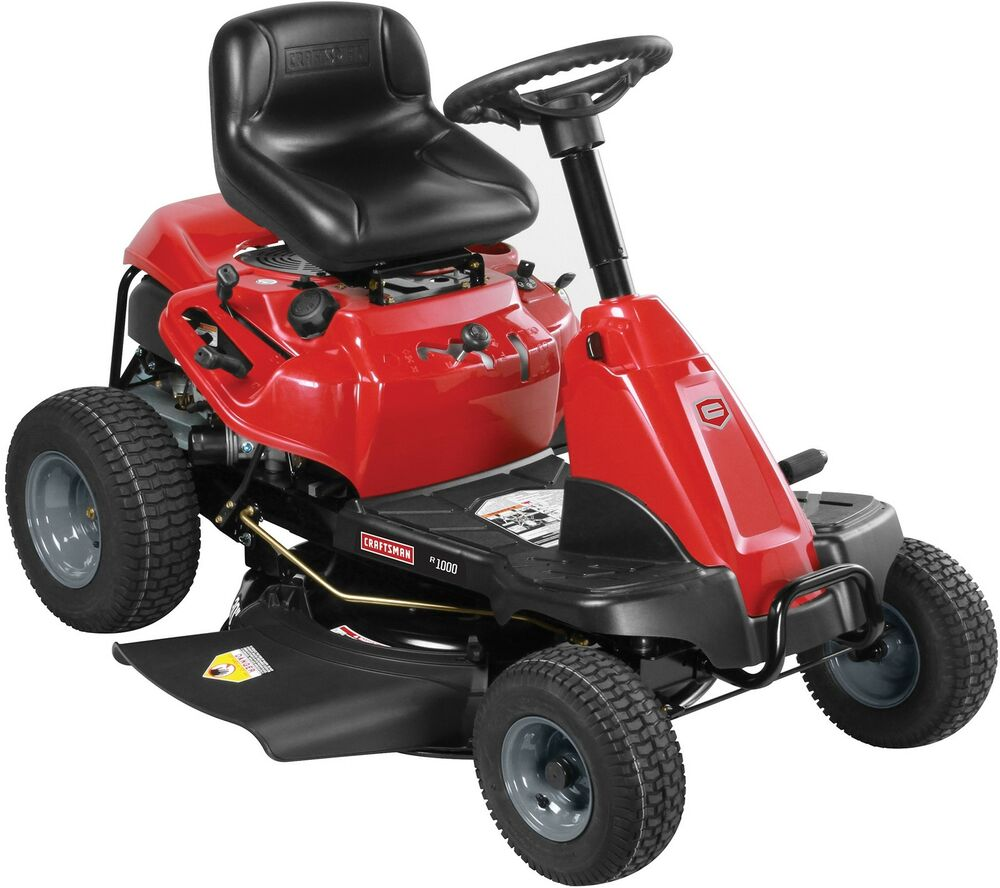 420CC 6 Speed Rear Engine Small Yard Riding Mower 30 ...
