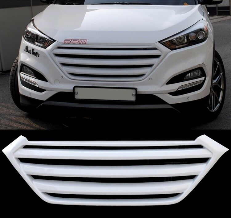 morris frp radiator tuning grille painted for hyundai. Black Bedroom Furniture Sets. Home Design Ideas