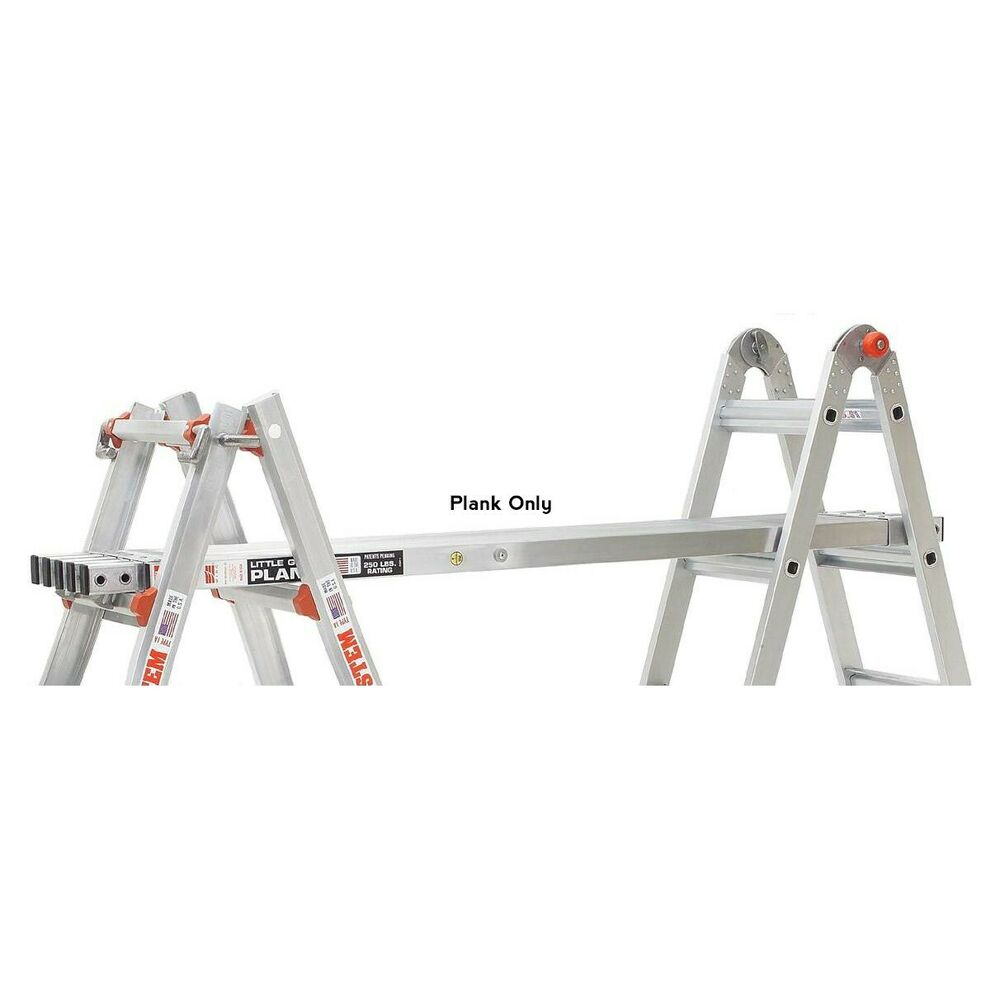 Little Giant Ladder System 10069 6ft 9ft Telescoping