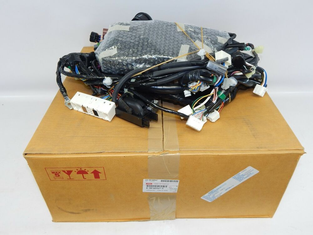 New OEM 20122016 Isuzu DMax Engine Cable Wiring Harness – Isuzu Engine Wiring Harness