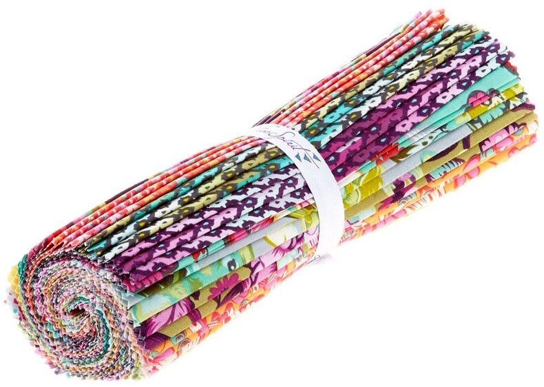Free Spirit Chipper By Tula Pink Layer Cake 10 Inch