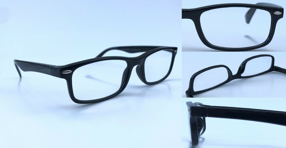 nearsighted reading glasses distance myopia black powers