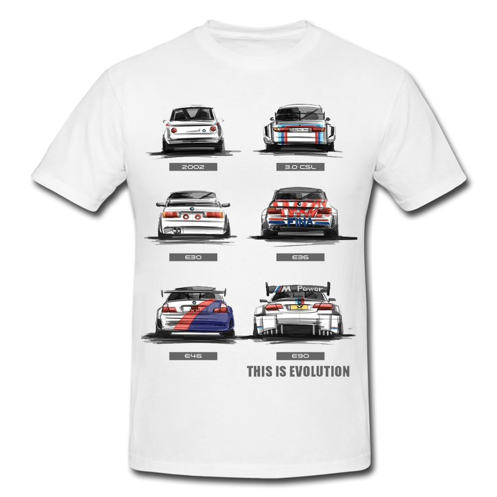 sale new t shirt bmw m3 motorsport evolution e30 e36. Black Bedroom Furniture Sets. Home Design Ideas