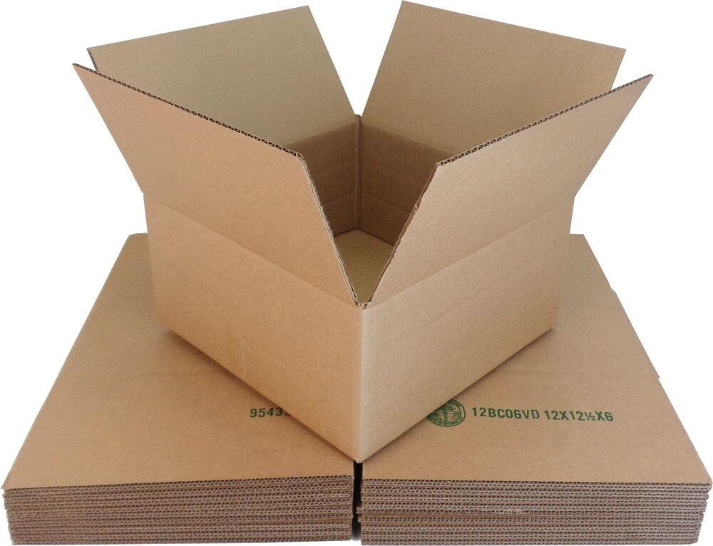 10 12bc06vd 12 Quot Record Lp Cardboard Shipping Boxes Holds
