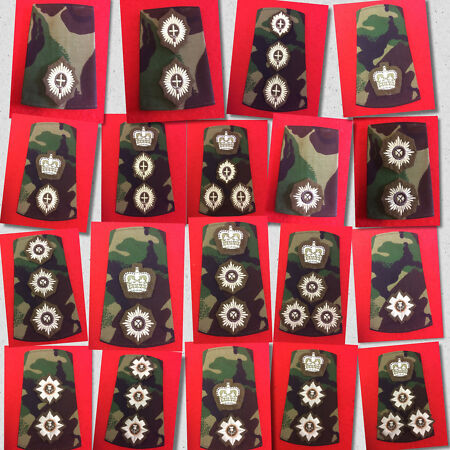 img-Foot Guards Normal DPM Rank Slides Guards DPM CAMO Slides Combat 95 Rank Slides