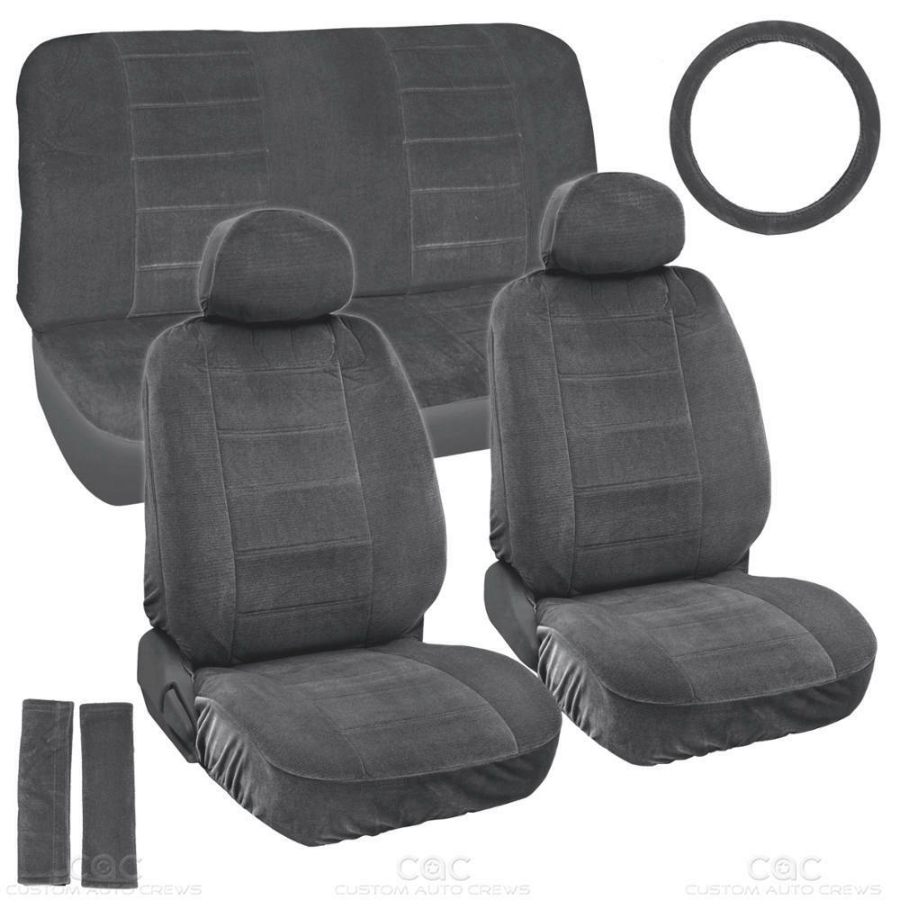 car seat covers encore fabric 3mm padded low back original. Black Bedroom Furniture Sets. Home Design Ideas