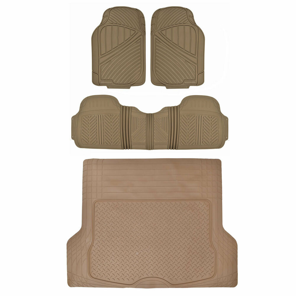 All Weather Floor Mat for Car SUV MotorTrend 100% HD ...